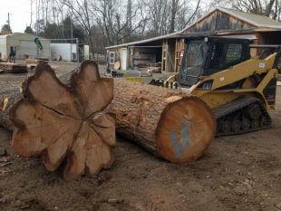 large sawmill
