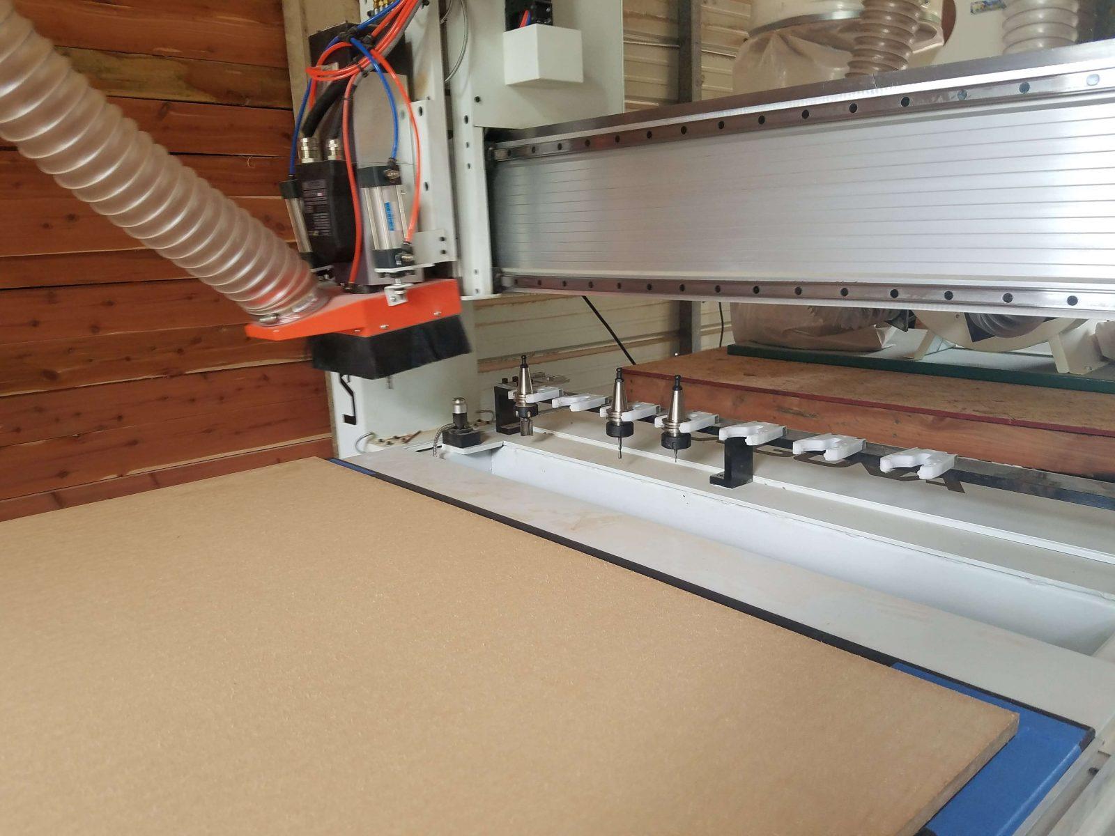 CNC Machine – Eco Friendly Lumber